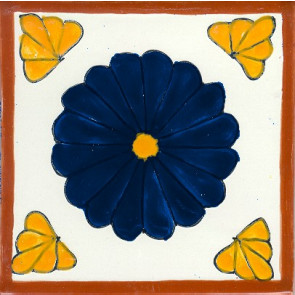Pool Tile - Poblano Porcelain Designs Classic 22