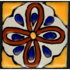 Pool Tile - Poblano Porcelain Designs Classic 23 (2