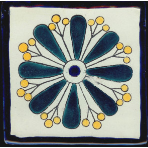 Pool Tile - Poblano Porcelain Designs Classic 25
