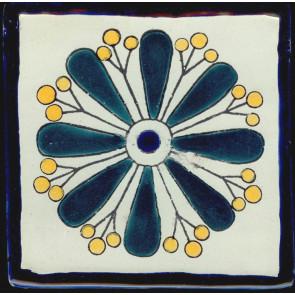 Pool Tile - Poblano Porcelain Designs Classic 25