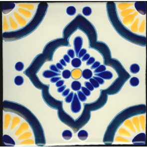 Pool Tile - Poblano Porcelain Designs Classic 26