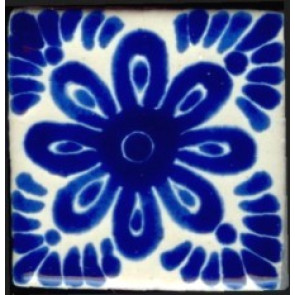 Pool Tile - Poblano Porcelain Designs Classic 8 (2