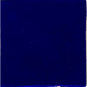 Porcelain Solid Color Cobalt