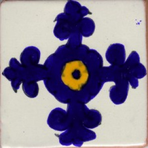Clay Body Poblana Line, Colonial Designs No. 11