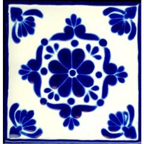 Porcelain Colonial 4, 3 3-4 x 3 3-4