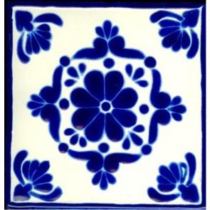 Pool Tile - Porcelain Colonial Designs 4