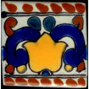 Pool Tile - Porcelain Colonial Designs 8