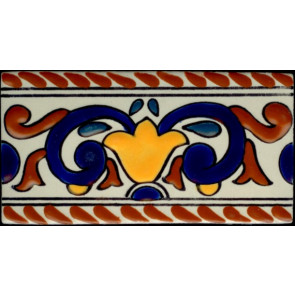 Porcelain Colonial 8, 2 7-8 x 5 3-4