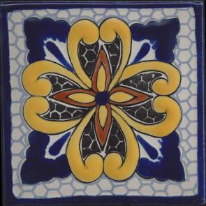 Pool Tile - Porcelain Colonial Designs 9