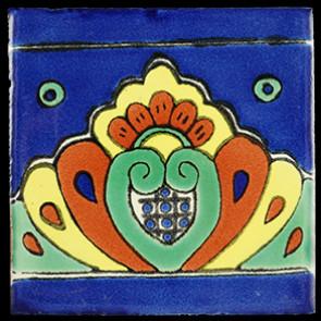 Hand Painted Tiles Casa Concha