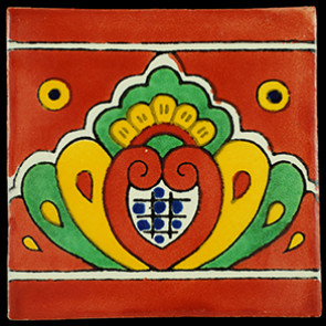 Hand Painted Tiles Casa Concha Tc