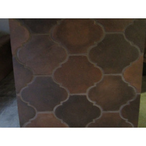 Stain Tile Brown Cordova Brown De Arte Pavers