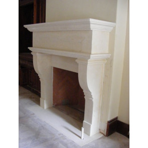 Mantel Surround Stone FM50587
