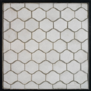 Arto 4X4 Mini Pata Grande Artillo Premium Concrete Tile - Early Gray