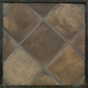 Arto 10x10 Artillo Classic Concrete Tile - Tuscan Mustard