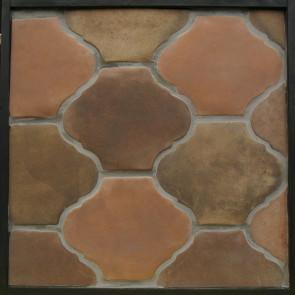 Arto 9x11 San Felipe Artillo Signature Concrete Tile - Josie Blend