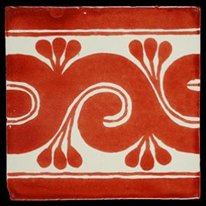 Hand Painted Tiles Casa Greca Tc