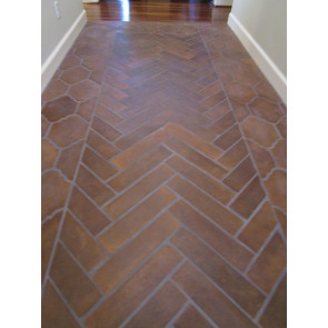Brown Stain Paver
