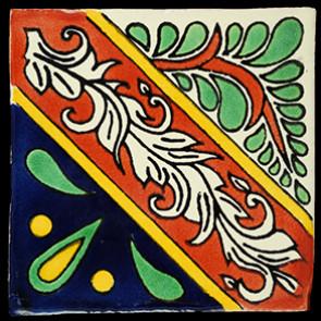 Hand Painted Tiles Casa Morelia