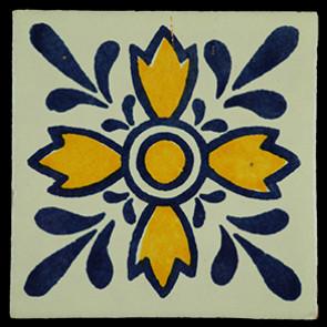 Hand Painted Tiles Casa Oreja de Leon