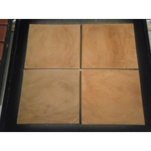 "San Miguel Pavers 12 3-4"" x 12 3-4"" x 1-2"" Straight Edge"