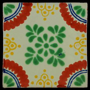 Hand Painted Tiles Casa Pambelo