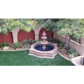 Fountain Cantera VM48823 - Large Garden
