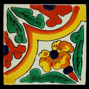 Hand Painted Tiles Casa Primavera