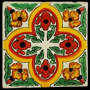 Hand Painted Tiles Casa Primavera Full
