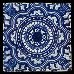 Hand Painted Tiles Casa Rosario 1 Az