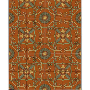 Catalina Designs (San Miguel, Terra Cotta)