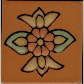 Catalina Designs (Santa Rosa, Terra Cotta Pattern A)