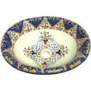 Sink Baroque Campanita Azul