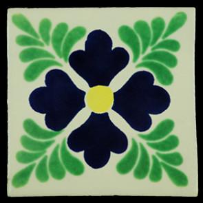 Hand Painted Tiles Casa Tlaquepaque Az-Vde