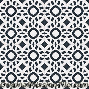 Original Mission Tile Cement Encanto Calypsa 01 - 8 x 8