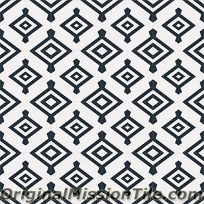 Original Mission Tile Cement Encanto Yaneli 01 - 8 x 8