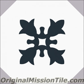 Original Mission Tile Cement Contemporary 4 Copas 01 - 8 x 8