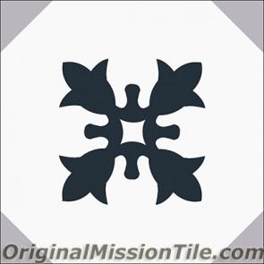 Original Mission Tile Cement Contemporary 4 Copas 01 - 8 x 8