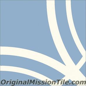 Original Mission Tile Cement Classic Ferrara 04 - 8 x 8