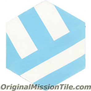 Original Mission Tile Cement Lee Hexagonal Bob 06 - 8 x 8