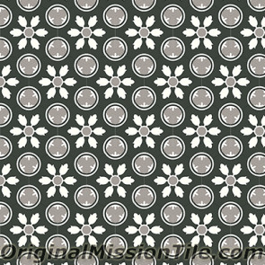 Original Mission Tile Cement Hexagonal Tejera 01 - 8 x 8