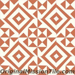 Original Mission Tile Cement Lee Kit 04 - 8 x 8