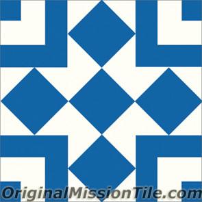 Original Mission Tile Cement Classic Liverpool II 03 - 8 x 8