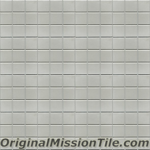 Original Mission Tile Cement Relief Squares - 8 x 8