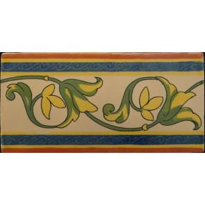 Lily Decorative Suprema Matte Listello
