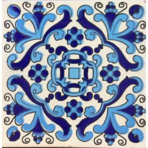 Mezquita Andalucia Talavera Gloss Blanco