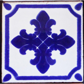 Amboise Monet Talavera Pure White