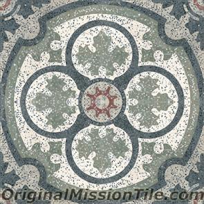Terrazzo Collection Mission Cement Tiles Concrete Tiles