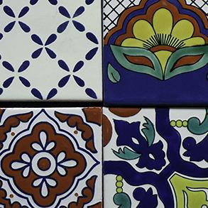 Hacienda Low Relief Decoratives